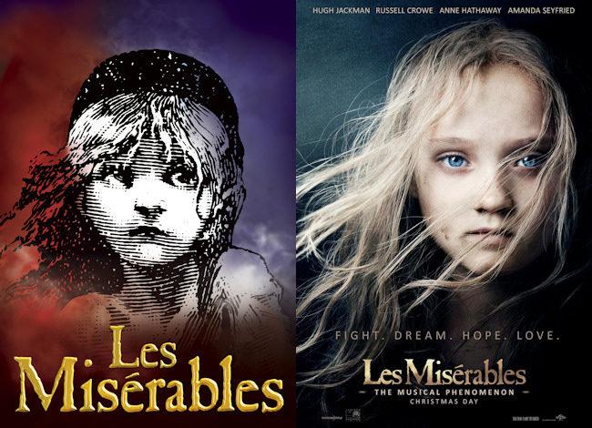 Resultado de imagen de los miserables musical en el cine