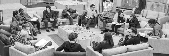 Reparto de 'Star Wars: Episodio VII'