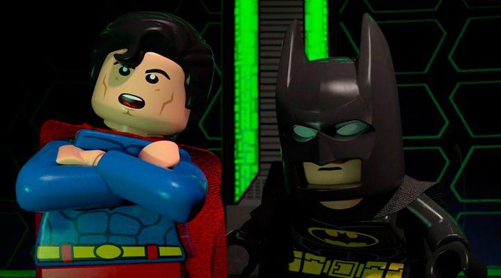 Lego Batman y Lego Superman