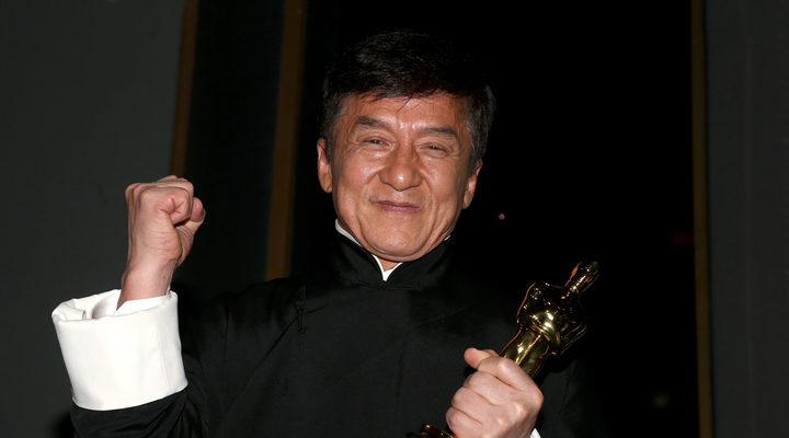 'Jackie Chan'