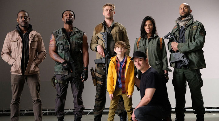 Reparto de 'The Predator'