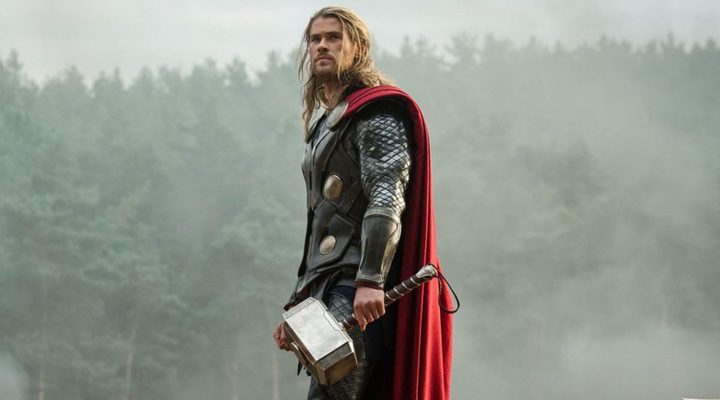 Thor en 'Thor:Ragnarok'