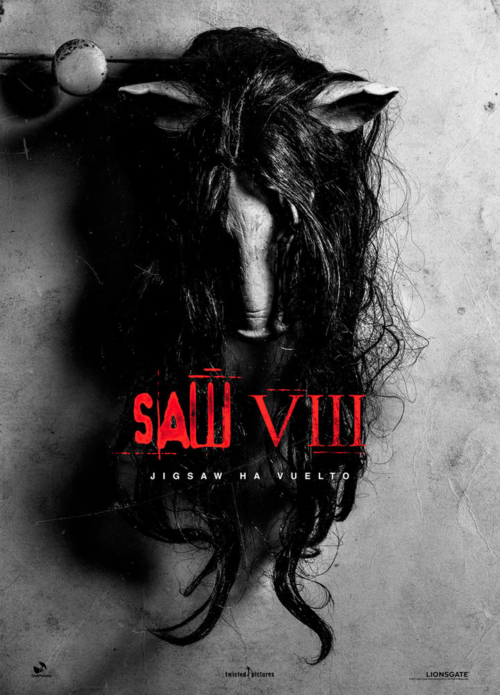 Poster Saw VIII