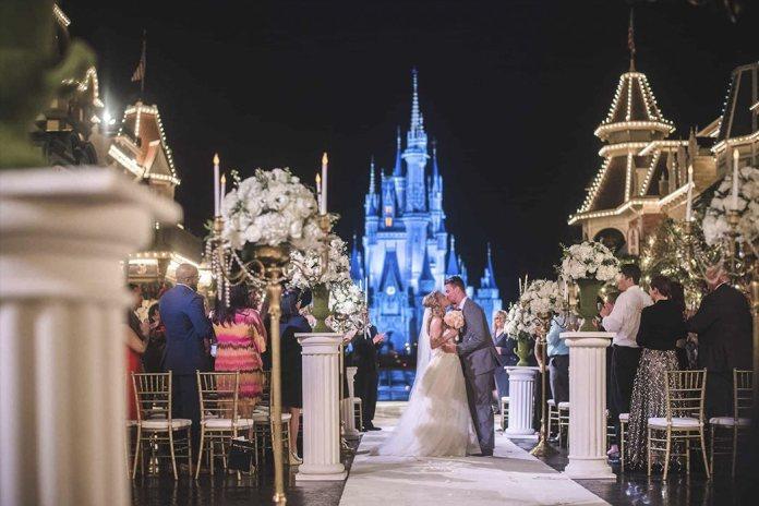 'Dream weddings Disney'