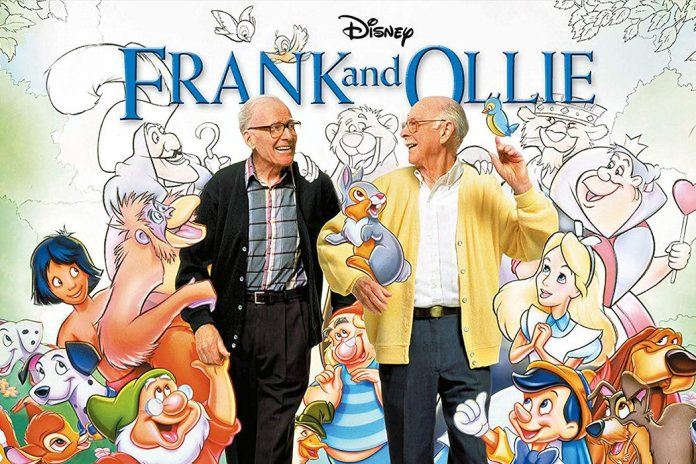 'Frank and Ollie: The wizards of Disney'