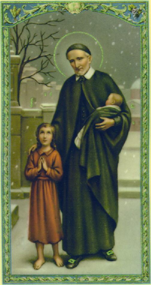Image result for St. Vincent de Paul, Priest