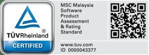 IGX Web SCADA TUV Rheinland Certification