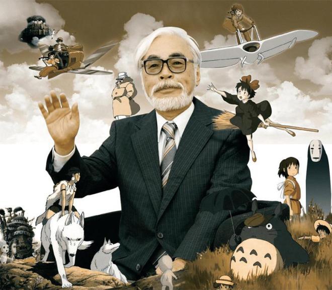 Hayao Miyazaki: More than innocence