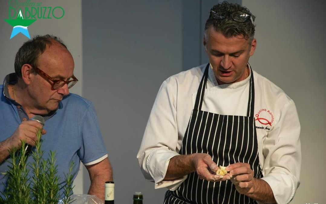 Massimilano Capretta (Risorante Arca), lo chef della bio-cucina mediterranea, tra innovazione e tradizione