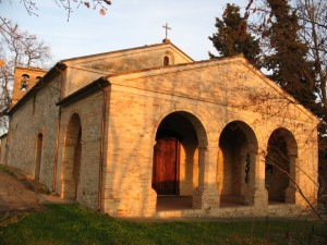 Ripattoni Chiesa Santa Maria in Herulis
