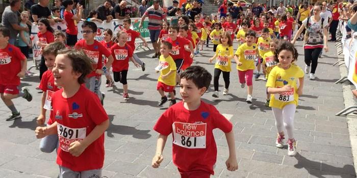 maratonina bambini