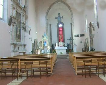 Campli_San Francesco_interno