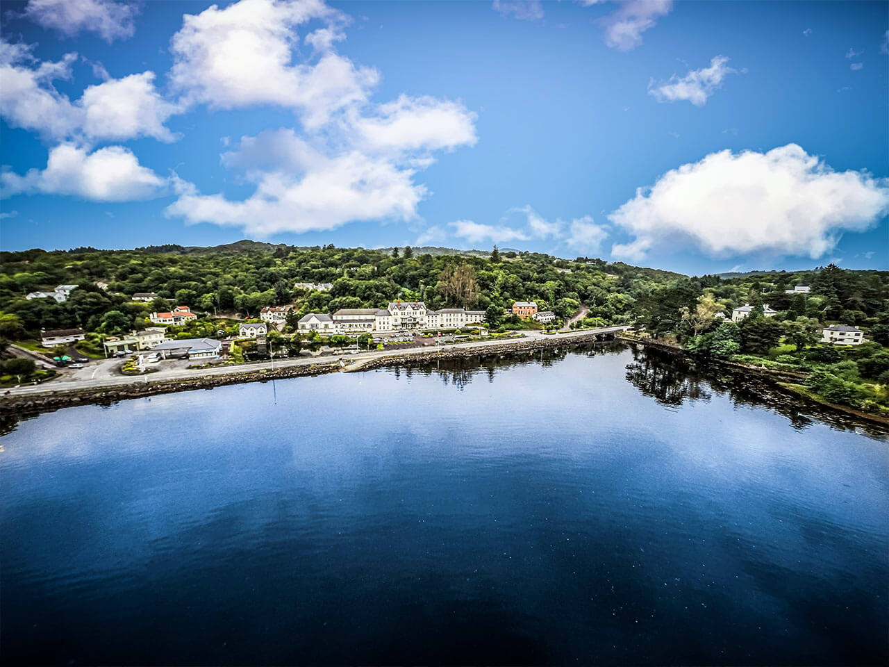 Gallery For Glengarriff Eccles Hotel Bantry Bay West Cork