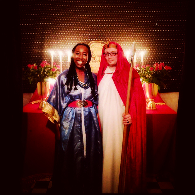 Gnostic Mass Celebration