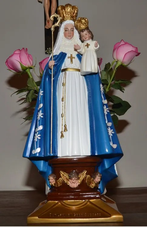 Our Lady of Good Success Statue