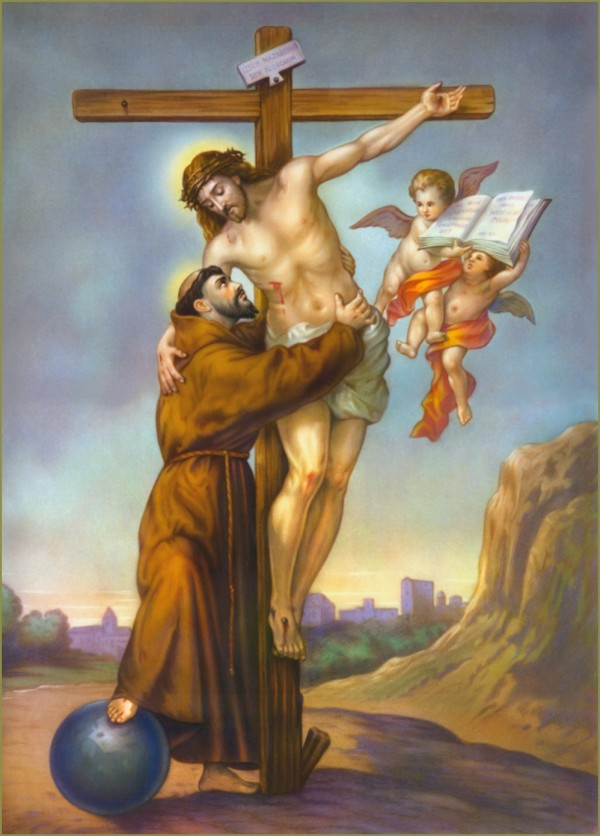 St. Francis - Murillo