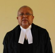 The Hon Justice Frederick Victor Bruce-Lyle