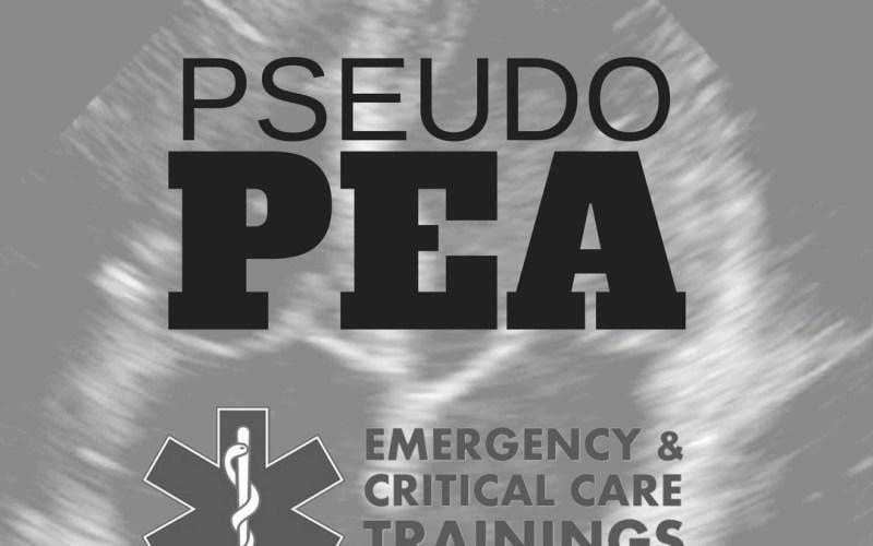 pseudo-pea ecctrainings