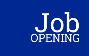 Job Opening: HS/MS Cafeteria Staff Worker