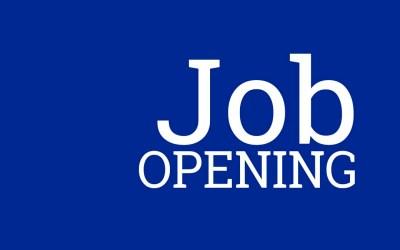 Job Opening: Elementary School Secretary