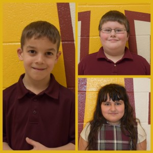 "Check out this week's ""Dreaming Big"" kids!"