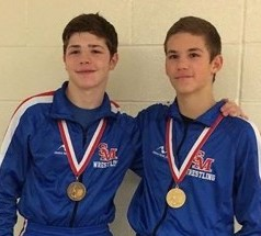 Wrestlers advance to PIAA state meet in Hershey