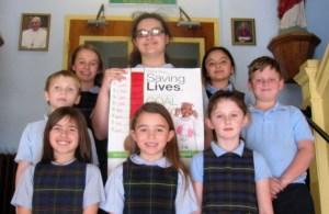 St. Leo School Lenten service project benefits St. Jude's