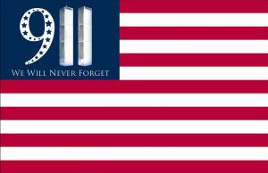United We Stand – Never Forget – 9/11/01