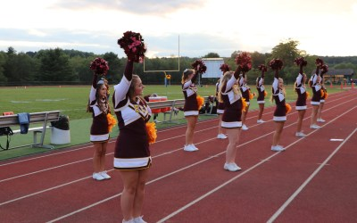 ECCHS Fall Cheerleading Clinic – Starts Monday, September 25