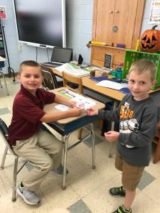 """Preschoolers """"spreading kindness like confetti"""""""