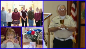 ECCSS holds special Masses in honor of Veterans' Day