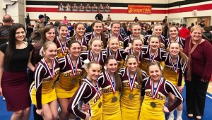 ECC competitive spirit squad to perform at PIAA Championships this weekend
