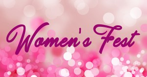 ECC PTO Women's Fest coming up on Sunday, March 3