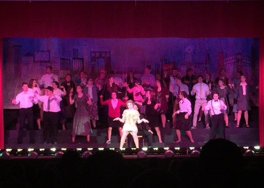 """""""Chicago: High School Edition"""" opens tonight, April 12!"""