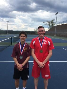 Boys Tennis Singles