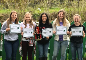 Team from ECCHS takes second place at annual Elk County Envirothon