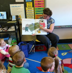 St. Boniface students learn about summer programs at St. Marys Public Library
