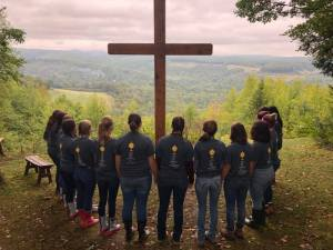 Class of 2019 celebrates final retreat