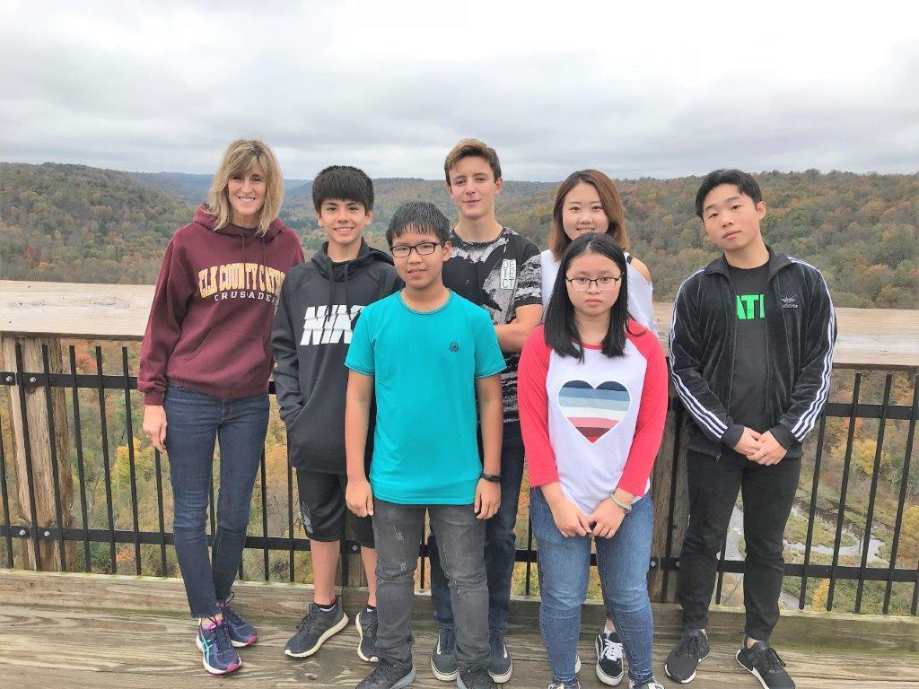 Field trip to Kinzua Bridge