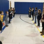 "Kindergarten students ""hop"" for muscular dystrophy"