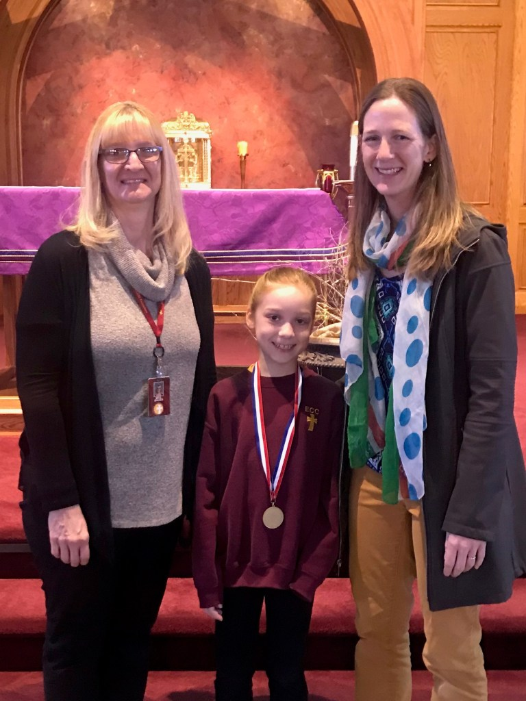 SMCES Student Named PA's Second-Grade Winner in Zaner-Bloser's National Handwriting Contest