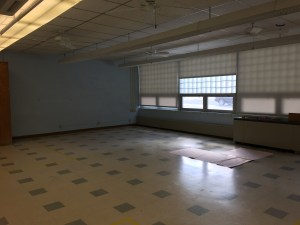 St. Marys Catholic Elementary School's new office is under way!