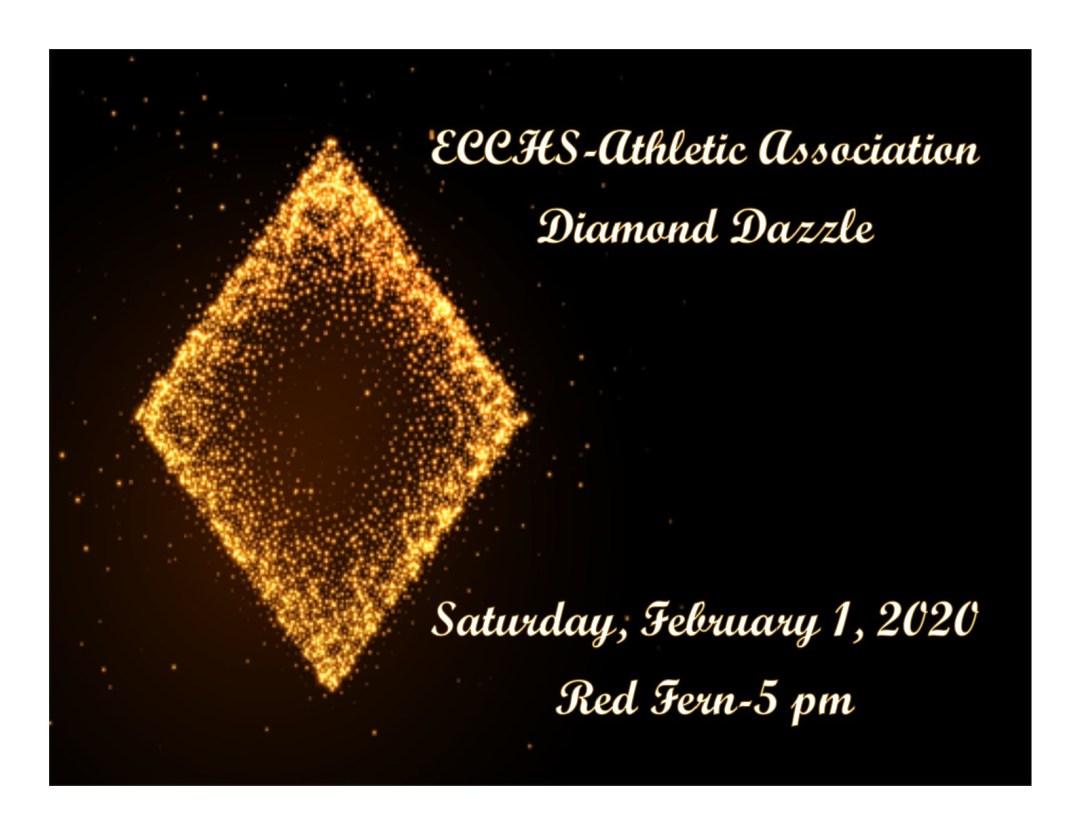 Reminder Diamond Dazzle this Saturday February 1st!