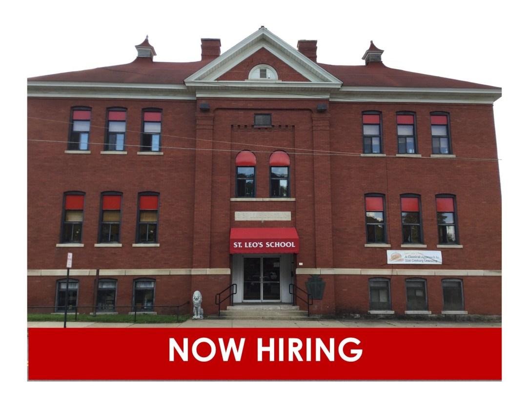 Saint Leo Catholic School Seeking 2nd Grade Teacher for the 2020/2021 School Year
