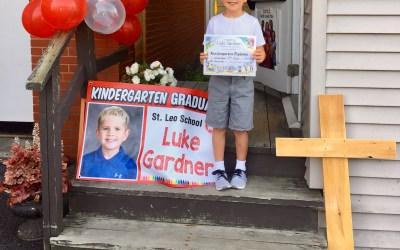 SLS Celebrates Pre-K & Kindergarten Graduation