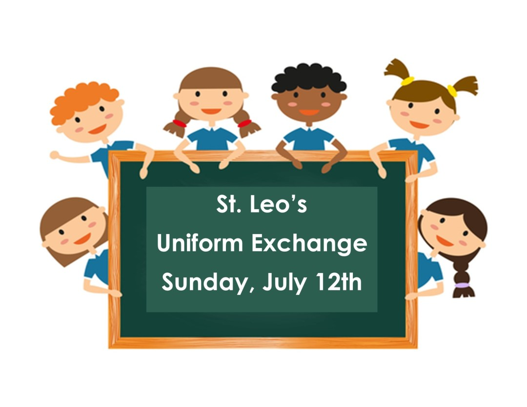 St. Leo School Uniform Exchange