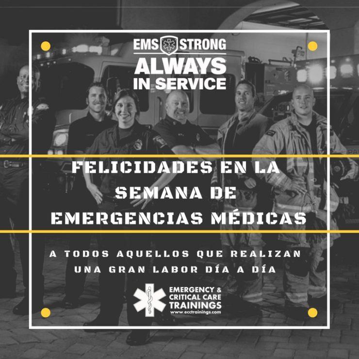 Semana de Emergencias Médicas - ECCtrainings