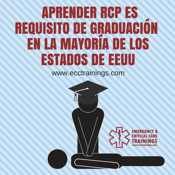 rcp en la escuela es requisito de graduación