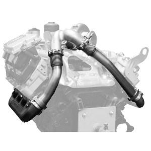 BD Power Exhaust Manifold UpPipes | 0307 Ford 60L Powerstroke Only