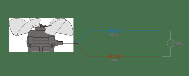 ecy series motor  diagrams  ec fans  drives
